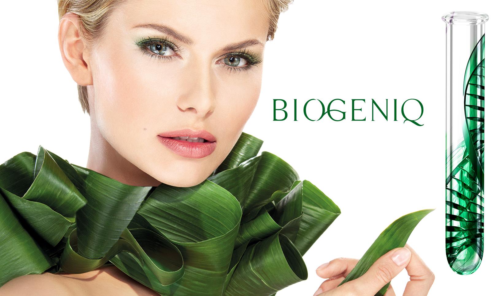 Viktigst av alt – ungdom! Dermikas kosmetikkserie Biogeniq.