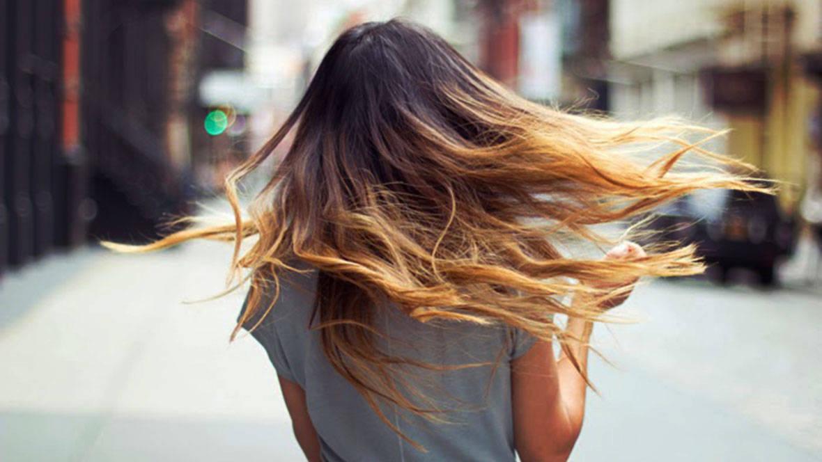 Ombre frisyre – steg for steg.