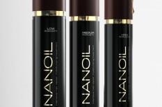 Vakkert hår Nanoil